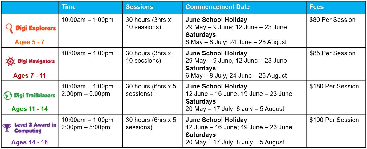 digi-schedule